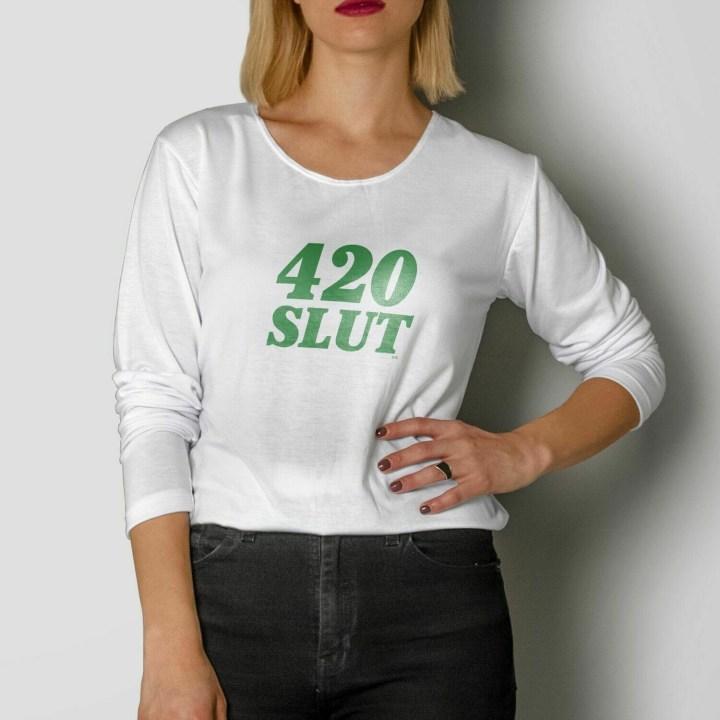 420 Slut Long Sleeve