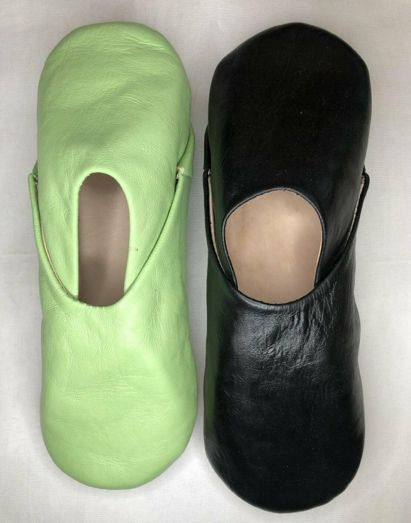Super Soft Genuine Moroccan Leather Slippers