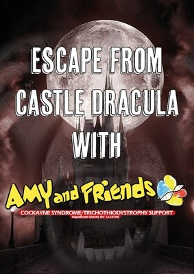 Escape from Castle Dracula with Amy & Friends