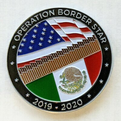 OBS CHALLENGE COIN 2019-2020