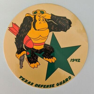 TEXAS STATE GUARD - AIR BRANCH 1942 (4