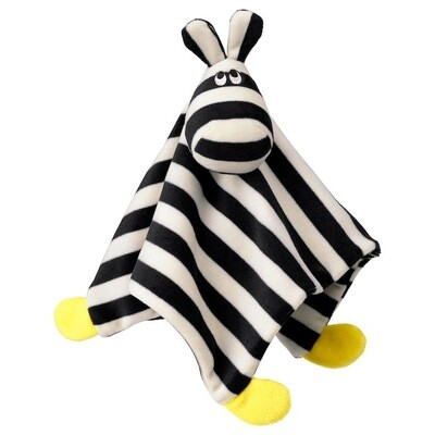 KLAPPA COMFORT BLANKET WITH SOFT TOY