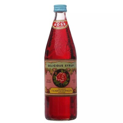 ROSE BRAND ROSE FLAVOUR SYRUP (BANDUNG)
