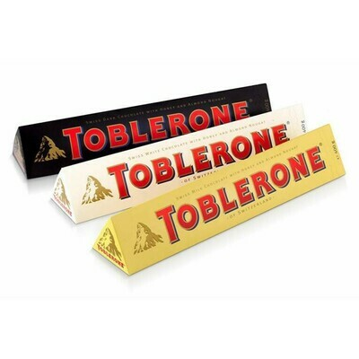 TOBLERONE ASSORTED