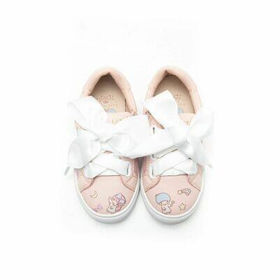 ELISA LITZ LITTLE TWIN STARS PRINT SNEAKERS - KIDS