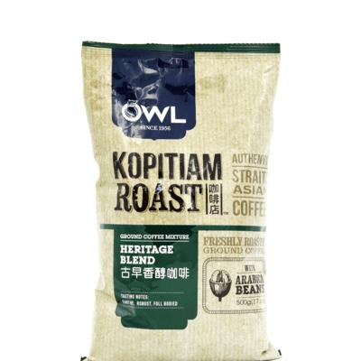 OWL KOPITIAM ROAST & GROUND COFFEE POWDER