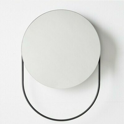TUVA MODERN DECORATIVE MIRROR WITH STORAGE