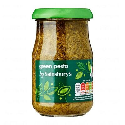 Sainsbury's Green Pesto