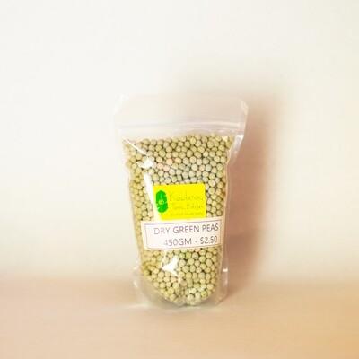 Dried green peas 1lb