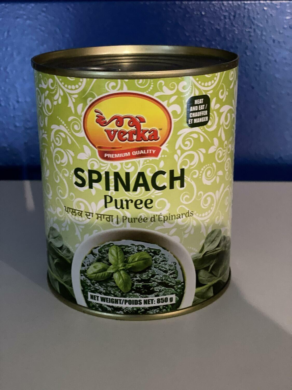 Verka Spinach Puree 850 gm