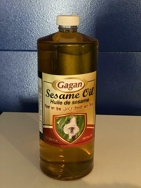 Gagan Sesame oil 1L