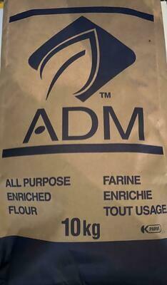ADM ALL PURPOSE ENRICHED FLOUR 10 KG
