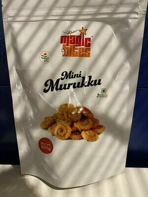 MEALS BITES MINI MURUKKU 200 GM