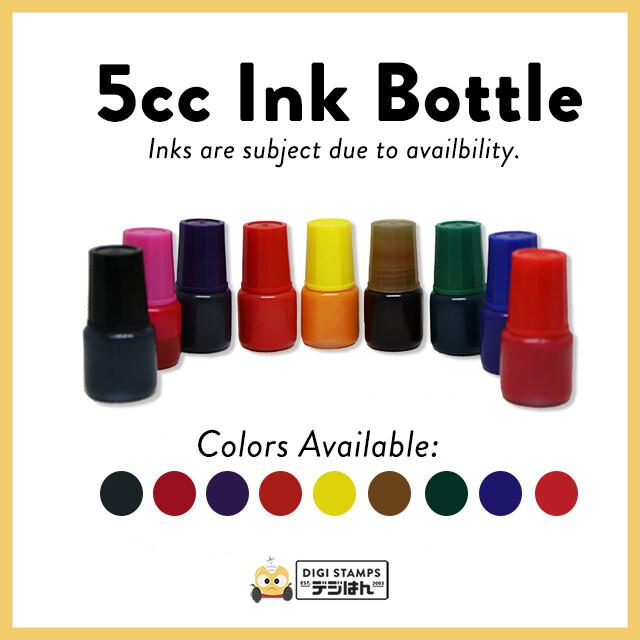 5cc Ink Bottle