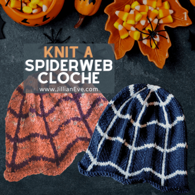 Spiderweb Cloche Hat Pattern
