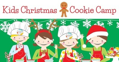 Christmas Cookie Camp 11/21/20