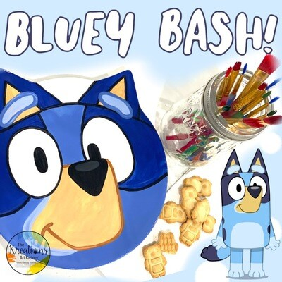 BLUEY Bash! Nov.14th @ 10:30am