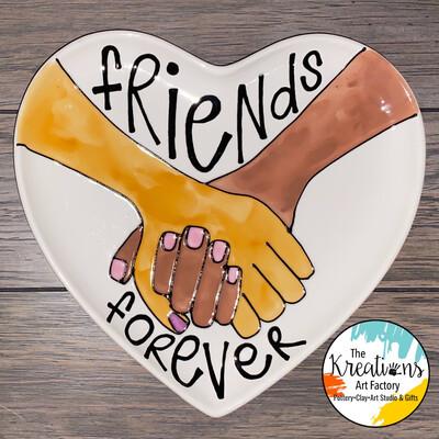 FRIENDS FOREVER-Kreations Kit❤️💛🖤🤍🤎