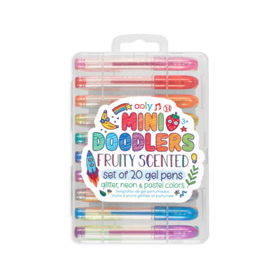 Mini Doodlers Scented Pens Set