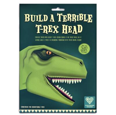 Build-A-TRex Head