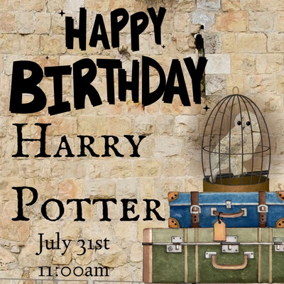 Harry Potter's Birthday Event