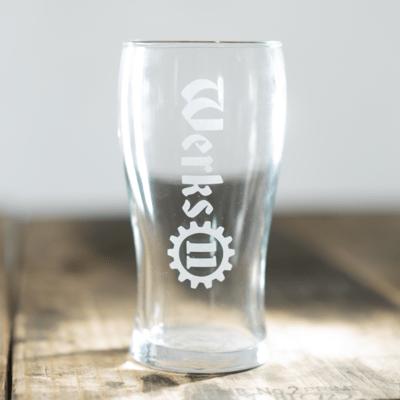 Drinking Glass - Tall
