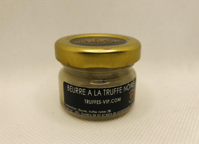 Beurre aux truffes noires ( 20g )
