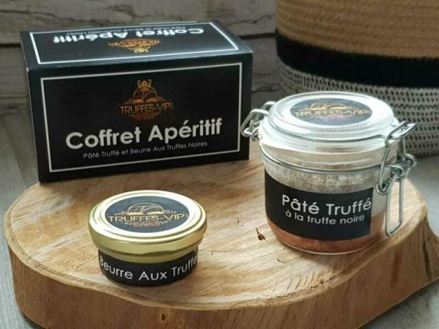 Kutija za aperitiv od tartufa