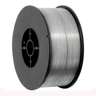 Rollo de Alambre de Soldar E71T-11 Flux Cored Mig Sin Gas 0.8mm 1kg