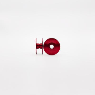 Red Shell Bobbin - Pack of 10