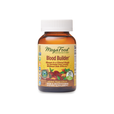 Megafood Blood Builder 30tab