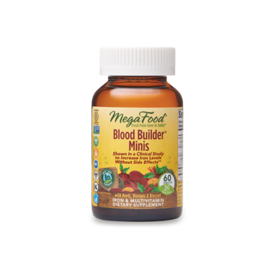 Megafood Blood Builder Mini 60tab
