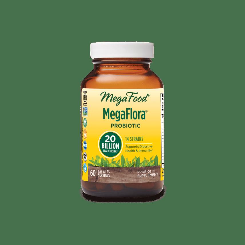 Megafood Megaflora 20BIL 60cap