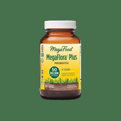 Megafood Megaflora Plus 50BIL 60cap