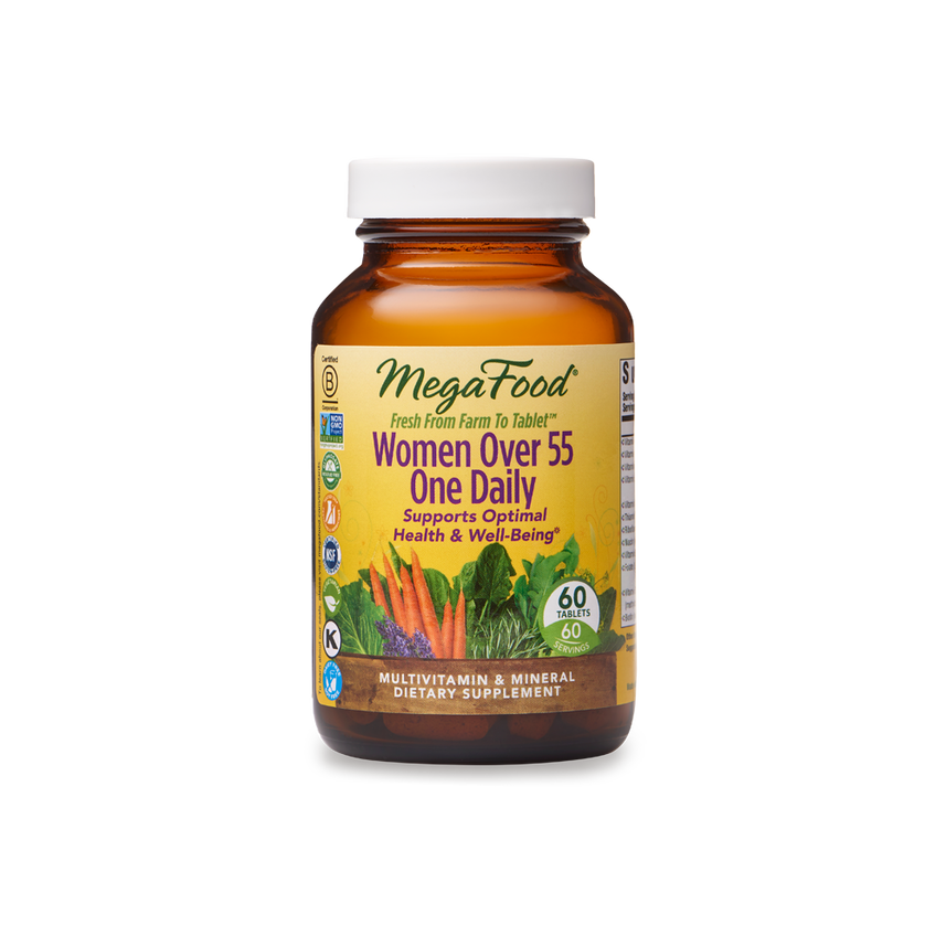 Megafood Multi Women Over 55 One Daily 60tab