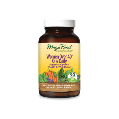 Megafood Multi Women Over 40 One Daily 90tab