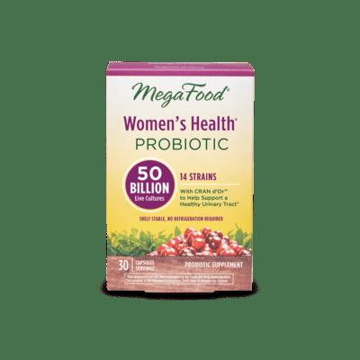 Megafood Shelf Stable Womens Probiotic 30serv