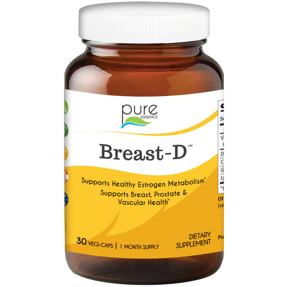 Pure Essence Breast D 30vcap