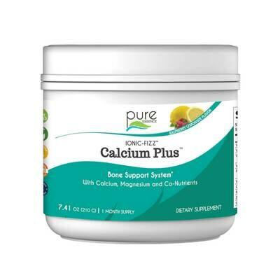 Pure Essence Calcium Plus Rasp Lemonade 210g