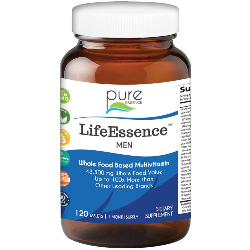 Pure Essence Mens Life Essence 120tab