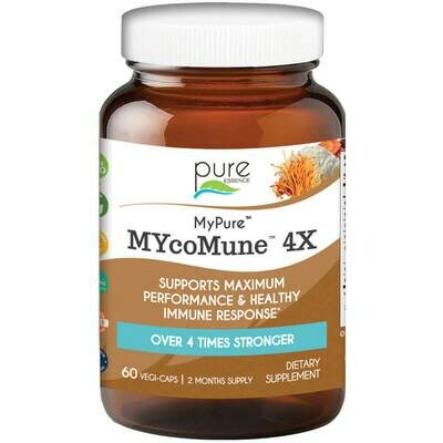 Pure Essence Myco Mune 4X 60