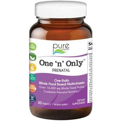 Pure Essence One N Only Prenatal 30tab