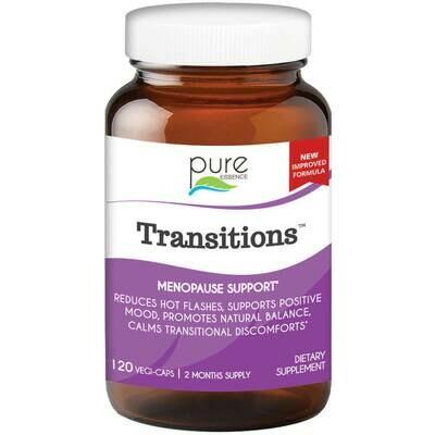 Pure Essence Transitions 120vcap