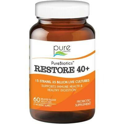 Pure Essence Restore 40+ 35BIL 60cap