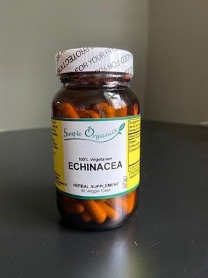 Simple Organics Echinacea 90cap