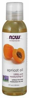 NOW Apricot Oil 4oz