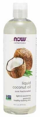 NOW Liquid Coconut Oil 16oz
