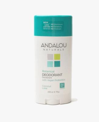 Andalou Deodorant Coconut Lime 2.65oz