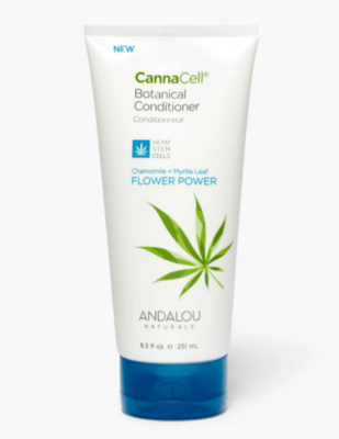 Andalou Cannacell Conditioner Flower Power