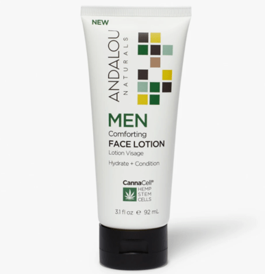 Andalou Men Face Lotion